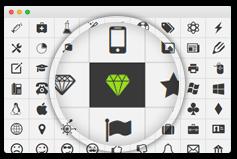436+ Handpicked Icon Fonts
